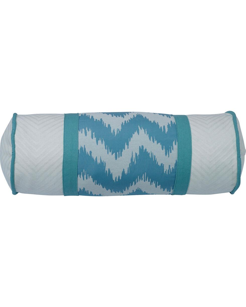 HiEnd Accents Chevron Oblong Pillow, Multi, hi-res