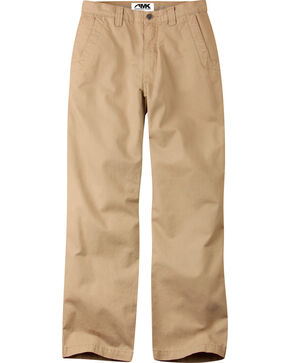 Mountain Khakis Men's Teton Twill Pants, Khaki, hi-res