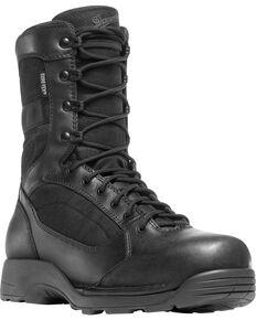 Danner Men's Striker Torrent Side-Zip Uniform Boots, Black, hi-res