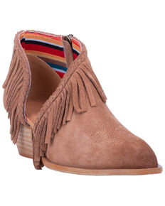 de25e75cf Dingo Women's Kindred Spirit Western Booties - Snip Toe