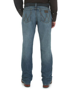 Wrangler 20X Men's Cool Vantage 02 Competition Slim Jeans - Tall, Denim, hi-res
