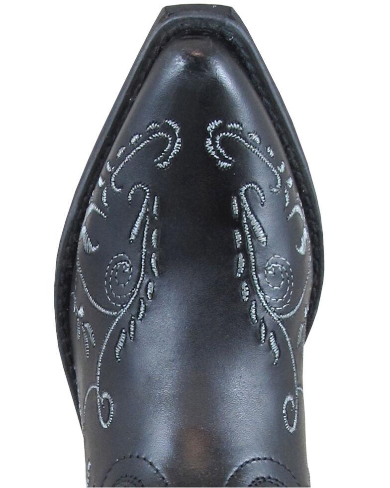 Smoky Mountain Women's Jolene Western Boots - Snip Toe, Black, hi-res
