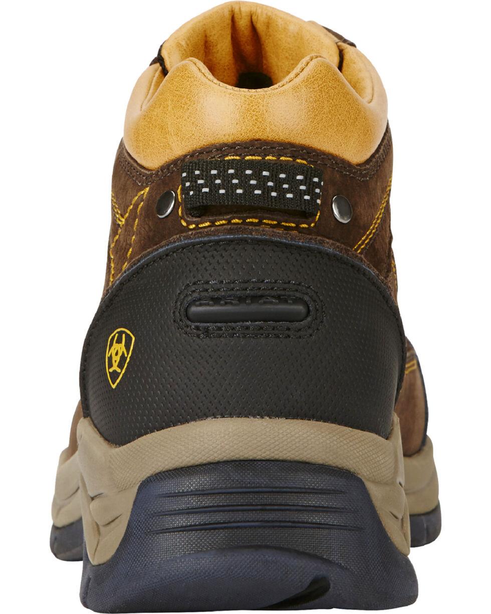 Ariat Men's Terrain Pro H2O Outdoor Boots, Coffee, hi-res
