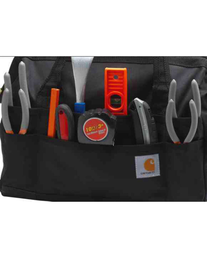 "Carhartt Legacy 14"" Tool Bag , Black, hi-res"