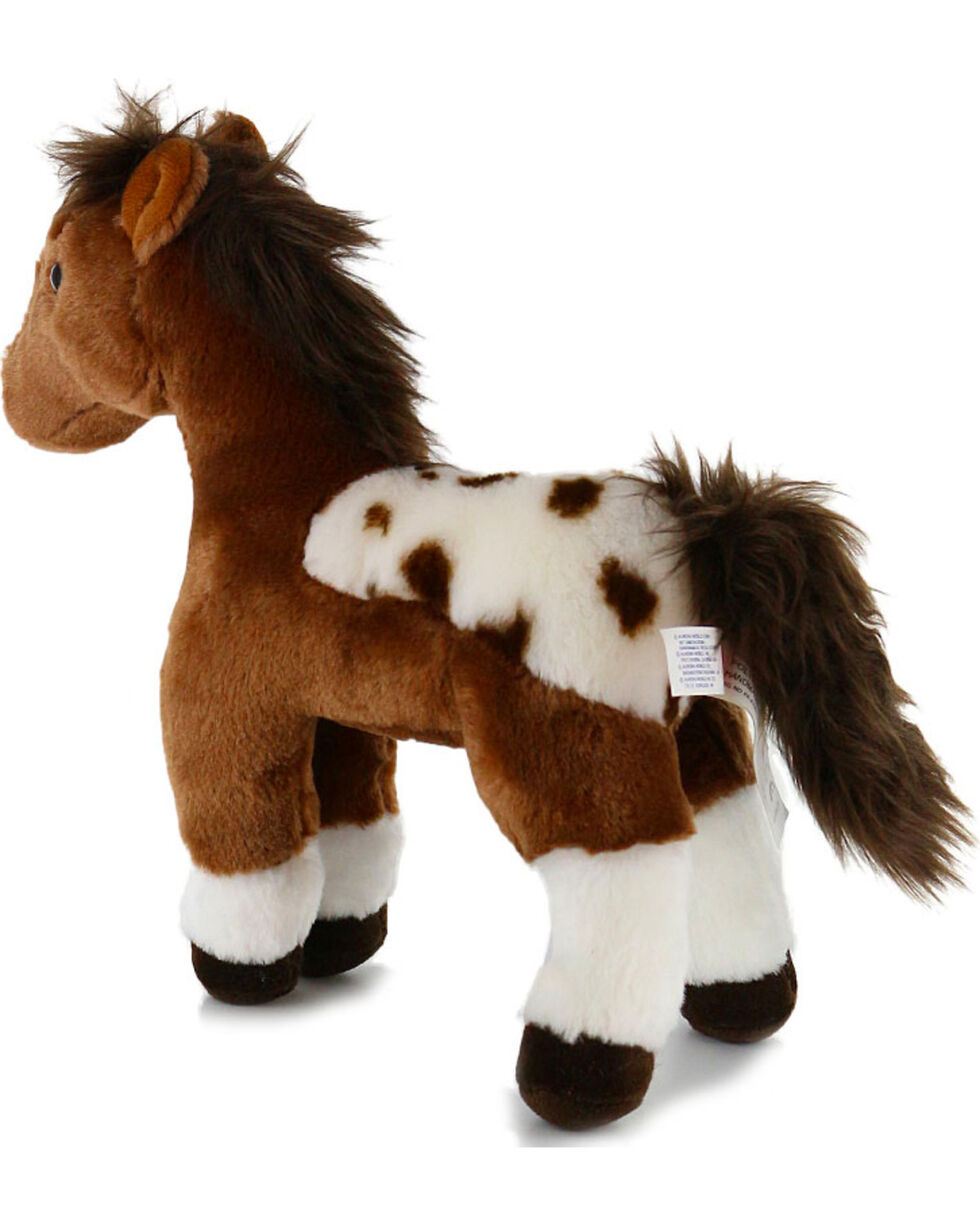 Aurora Kid's Appaloosa Plush Horse, Multi, hi-res