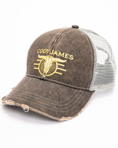 4904a9e110b Cody James Men s Skull Snapback Cap