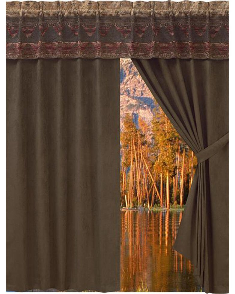 HiEnd Accents Sierra Curtain, Multi, hi-res