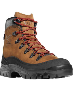 Danner Men's Crater Rim Hiking Boots, Brown, hi-res