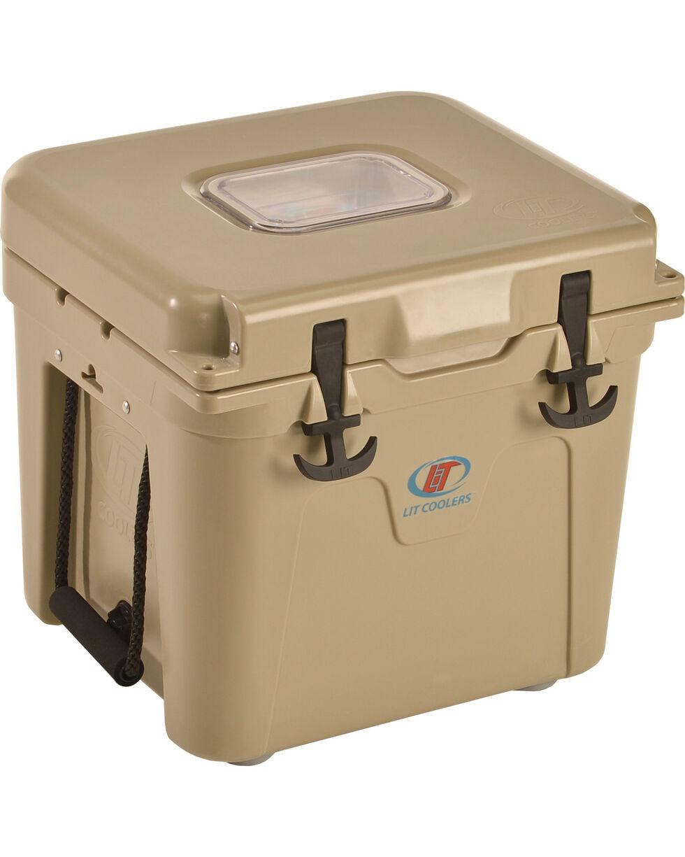 LiT Firefly TS-300 Sage Cooler - 22 Quart, Sage, hi-res
