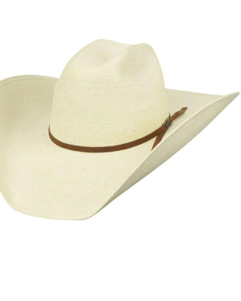 Bailey Men's 10X Natural Vaquero Palm Western Straw Hat , Natural, hi-res