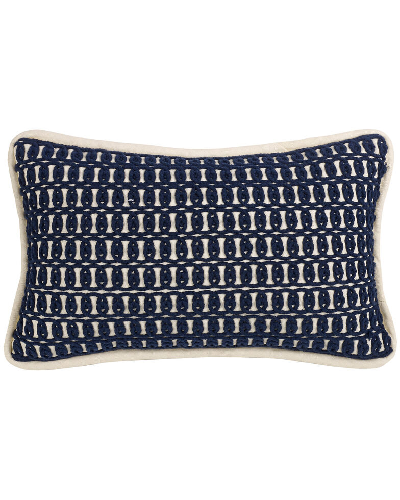 HiEnd Accents Monterrey Rope Pillow, Multi, hi-res
