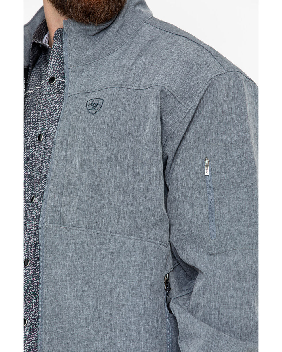 Ariat Men's Vernon 2.0 Softshell Jacket , Charcoal, hi-res