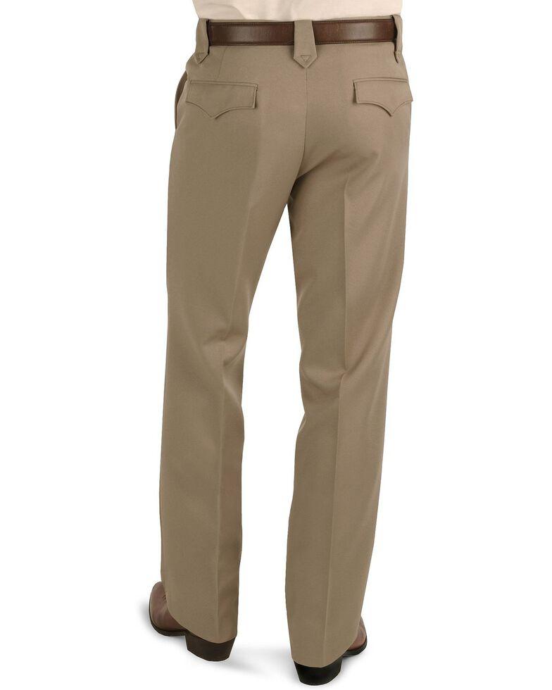 Circle S Men's Lubbock Xpand Pants, Taupe, hi-res