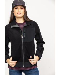 Carhartt Women's Kentan Jacket , Black, hi-res