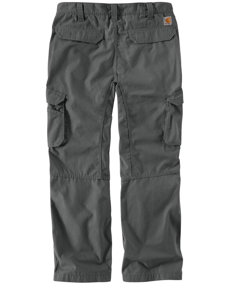 Carhartt Men's Force Tappen Cargo Pants, Grey, hi-res