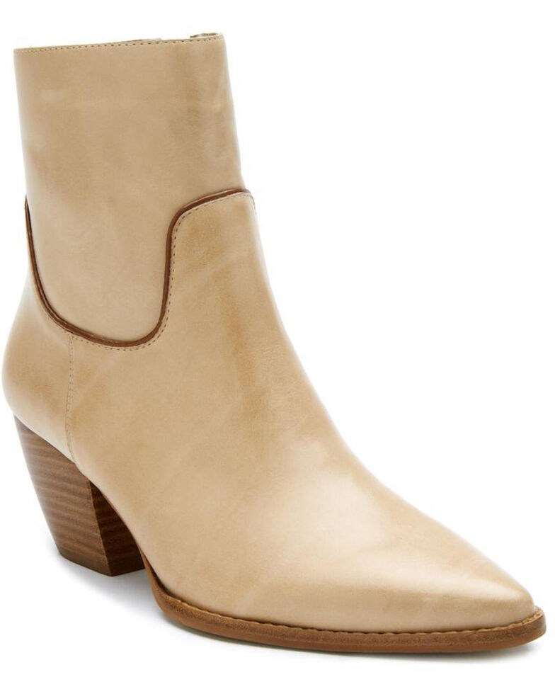 Matisse Women's Amore Fashion Booties - Pointed Toe, Natural, hi-res