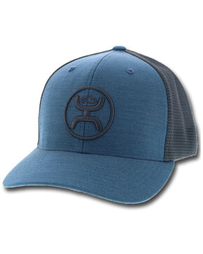"HOOey Men's Blue ""O"" Classic Cap, Light Blue, hi-res"