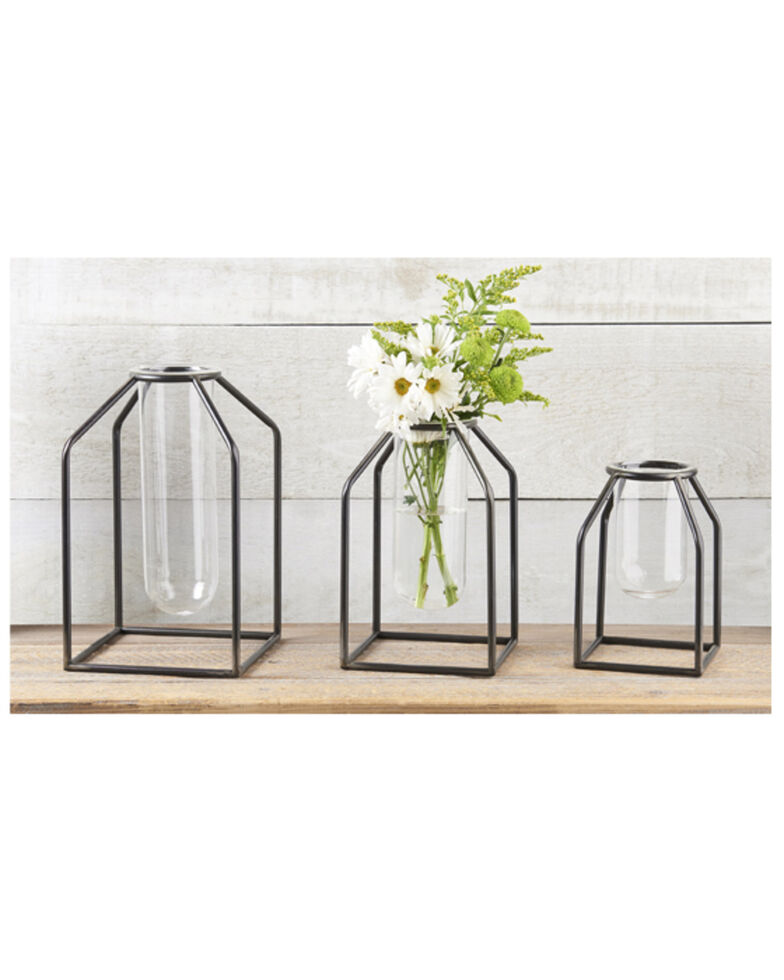 Giftcraft Test-Tube Vases, No Color, hi-res