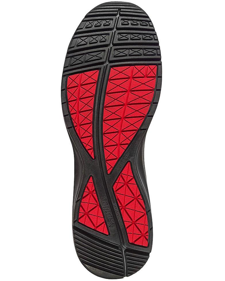 Nautilus Men's Waterproof Athletic Work Shoes - Composite Toe, Red, hi-res