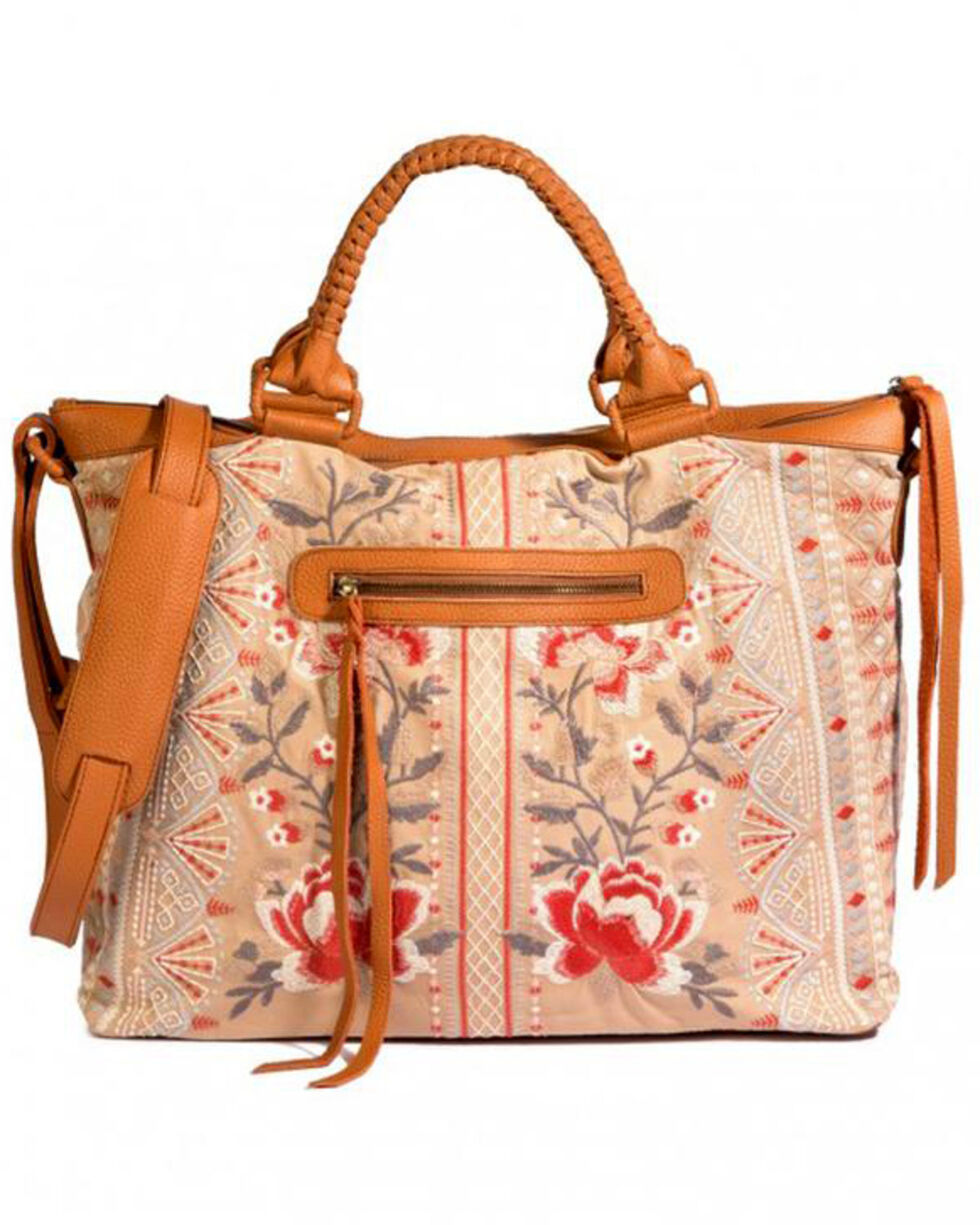 Johnny Was Women's Calida Overnight Bag, , hi-res