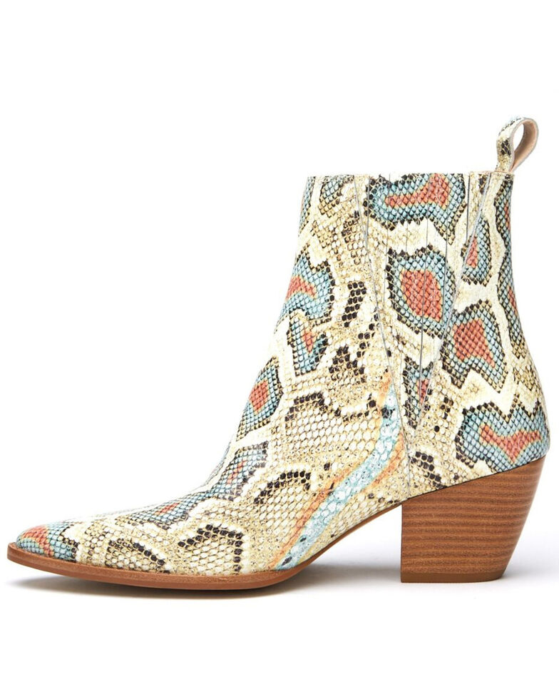 Matisse Women's Elevation Fashion Booties - Round Toe, Multi, hi-res