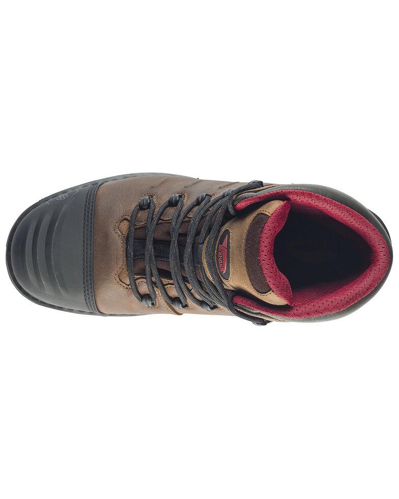 Avenger Men's Waterproof Work Boots - Composite Toe, Brown, hi-res