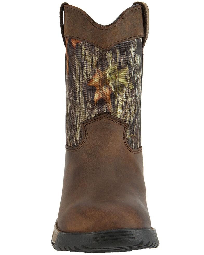 Rocky Boys' Aztec Wellington Outdoor Boots - Round Toe, Multi, hi-res