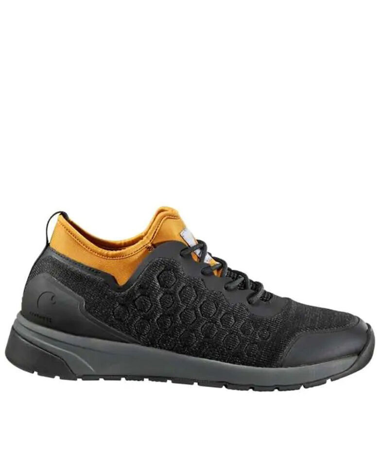 Carhartt Men's Force Work Sneakers - Soft Toe, Black, hi-res