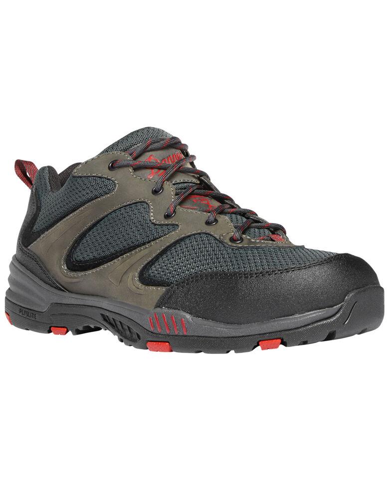 Danner Men's Gray Springfield Low Shoes - Composite Toe, Multi, hi-res