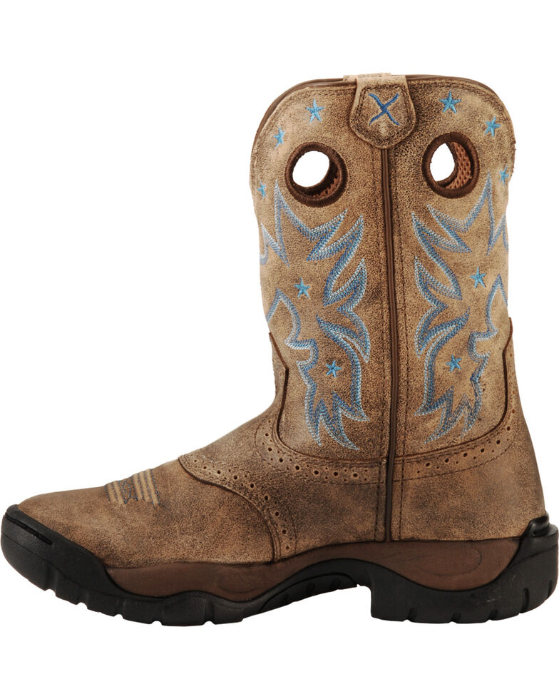 Twisted X Women's All Around Western Boots, Bomber, hi-res