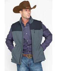Cody James Core Men's Rightwood Bonded Vest - Big & Tall , Black, hi-res