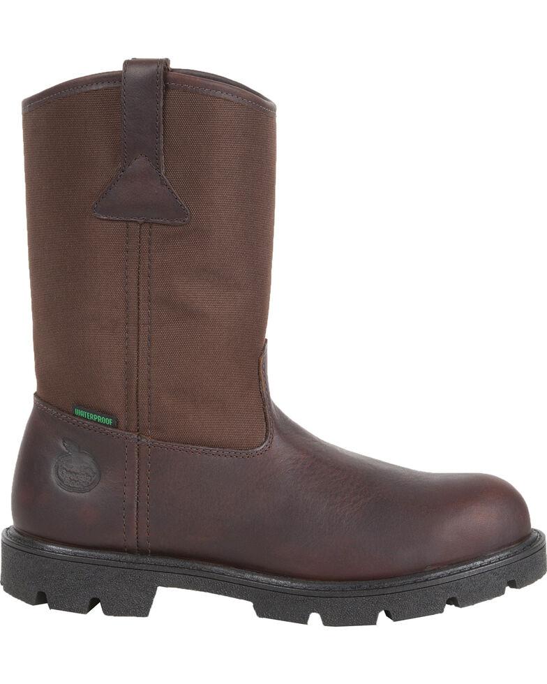 Georgia Men's Homeland Waterproof Wellington Boots