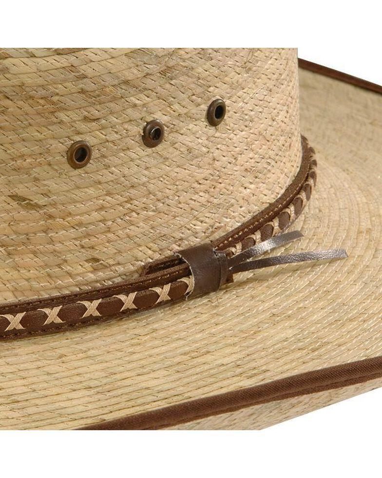 Resistol Men's Classic Mexican Palm Hat, Natural, hi-res