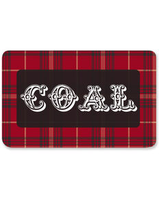 Boot Barn® Christmas Coal Gift Card, No Color, hi-res