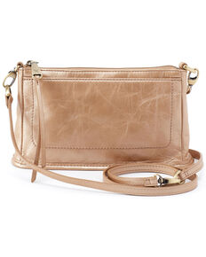Hobo Women's Cadence Gold Dust Convertible Crossbody Handbag , Gold, hi-res
