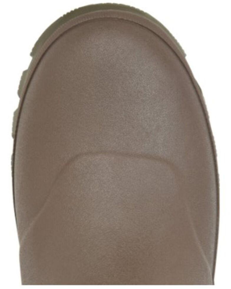 Double H Men's Mud Jumper Waterproof Rubber Boots - Soft Toe, Brown, hi-res