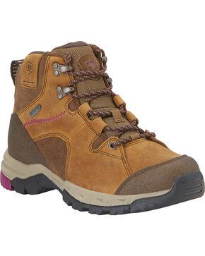 Ariat Women's Skyline Mid GTX Outdoor Boots, Brown, hi-res