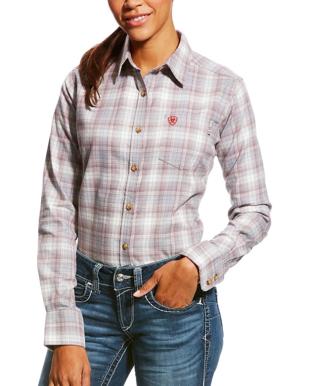 Women's Work Shirts