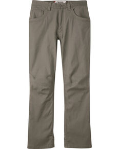 Mountain Khakis Men's Brown Camber 104 Hybrid Straight Pants , Brown, hi-res