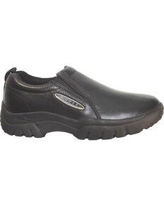 Roper Men's Performance Casual Shoes, Black, hi-res