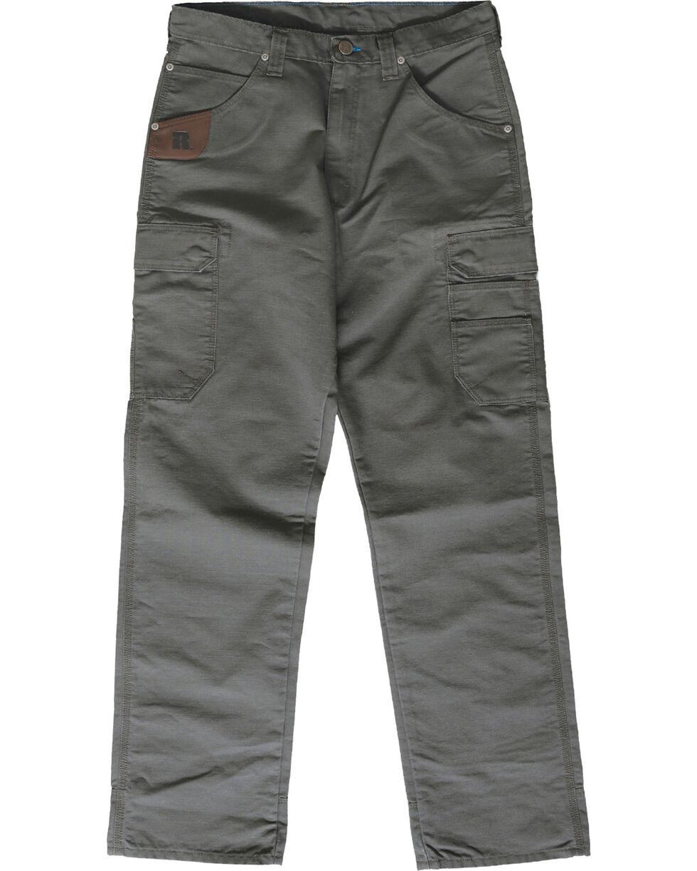 Wrangler Men's Loden Riggs Workwear Cargo Pants , Loden, hi-res