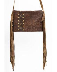Keep It Gypsy Women's Maxine Vertical Paisley Crossbody Handbag, Multi, hi-res