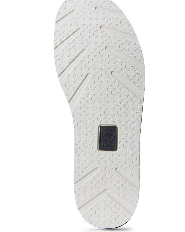 Ariat Women's Pewter Cruiser Shoes - Moc Toe, Grey, hi-res