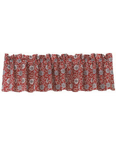 HiEnd Accents Bandera Window Valance, Multi, hi-res