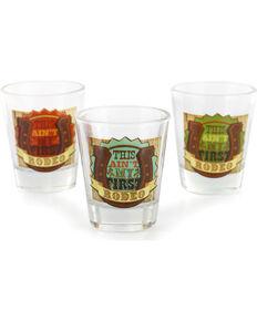 BB Ranch® Shot Glass Set, No Color, hi-res