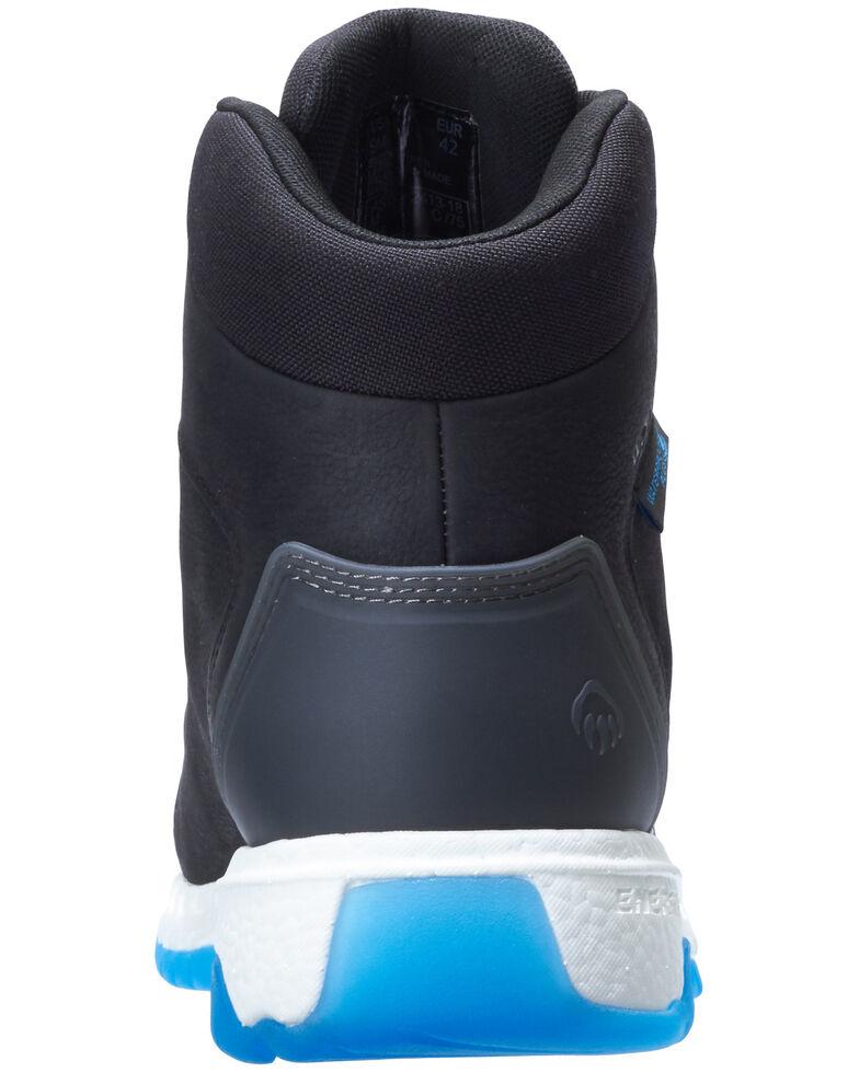 Wolverine Men's I-90 Rush Work Boots - Composite Toe, Black, hi-res
