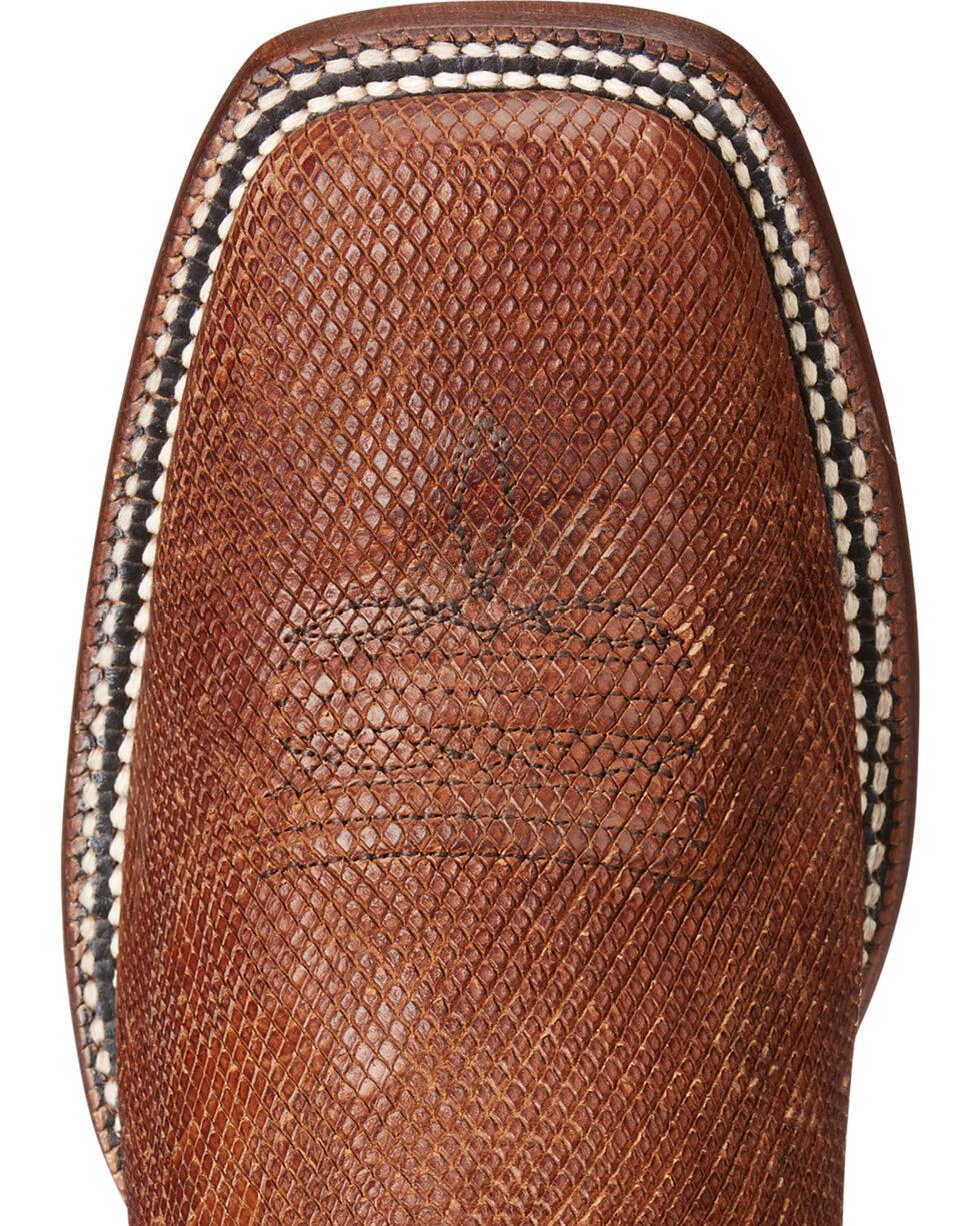 Ariat Men's Switchblade Cowboy Boots - Square Toe, Brown, hi-res