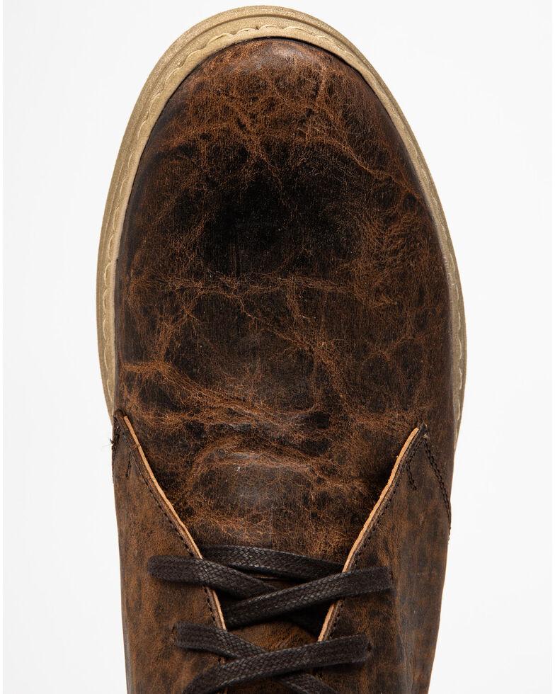 Cody James Men's Freestyle Lace Chukka Shoes, Tan, hi-res