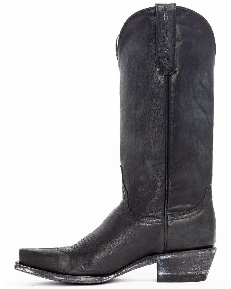 Idyllwind Women's Wildwest Black Western Boots - Snip Toe, Black, hi-res