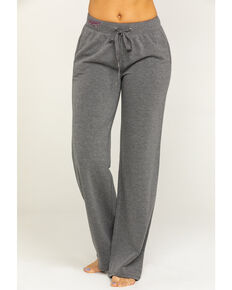 Idyllwind Women's Cozytown Comfort Sweatpants, Heather Grey, hi-res